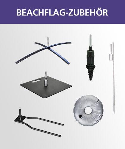 Beachflag-Zubehör