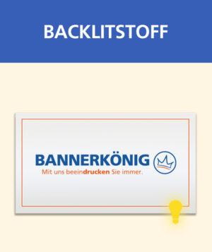 Backlitstoff