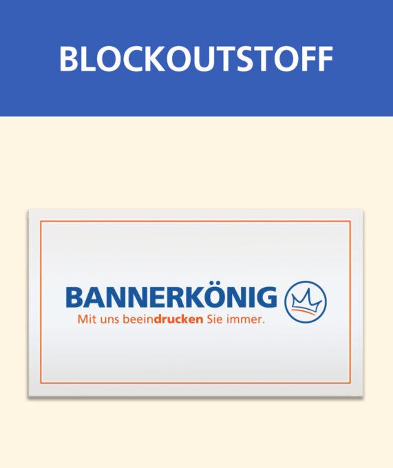 Blockoutstoff