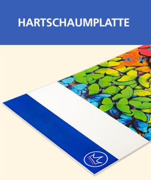 Hartschaumplatte