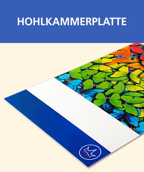 Hohlkammerplatte