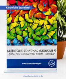 Standard-Klebefolie, glänzend – Materialansicht 1