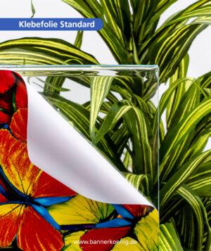 Standard-Klebefolie, glänzend – Materialansicht gesamt