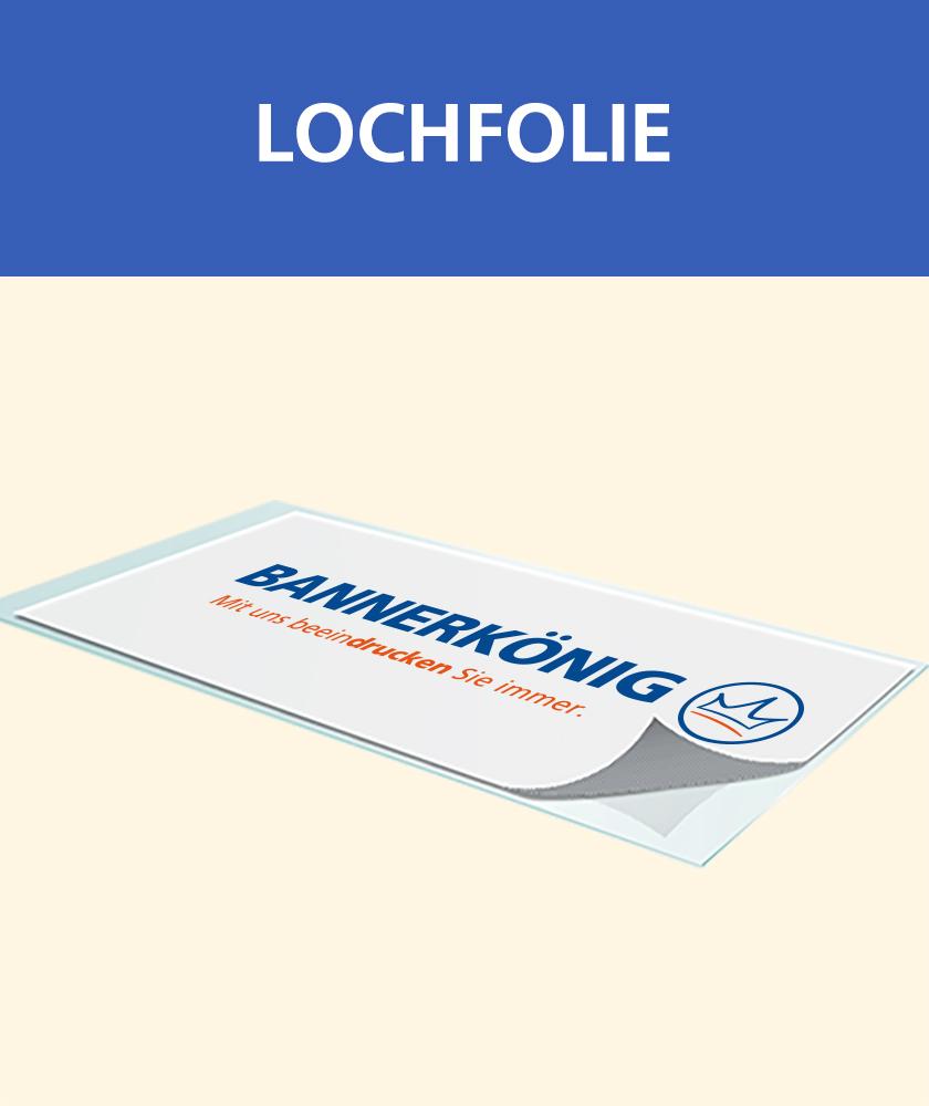 Lochfolie