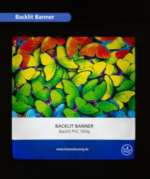 Backlit PVC – Farben bei rückseitiger Beleuchtung