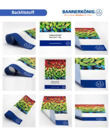 Backlitstoff – Materialansicht gesamt