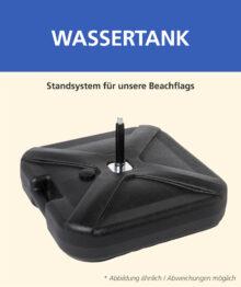 Beachflag-Zubehör – Wassertank
