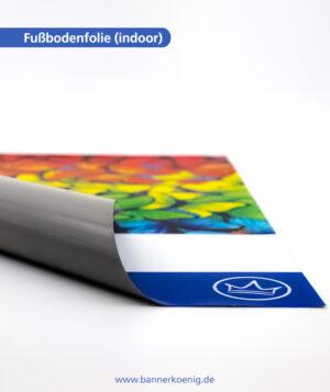Fußbodenaufkleber (indoor) – Materialansicht 2