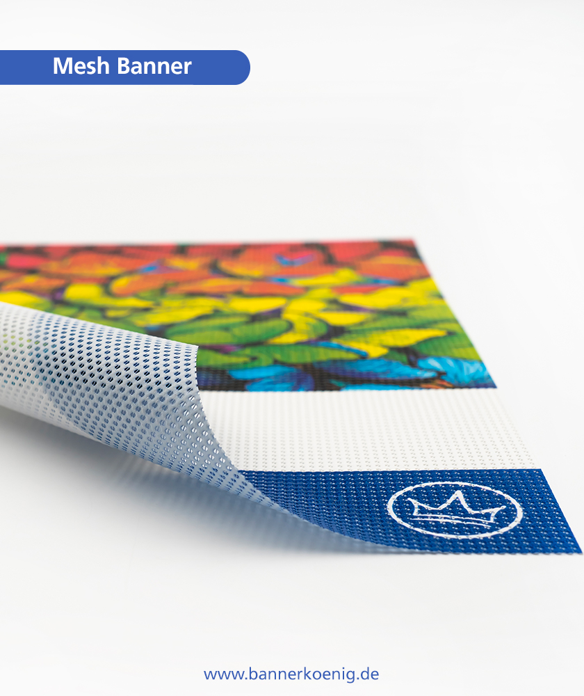 Mesh – Materialansicht 2