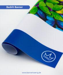 Backlit PVC – Materialansicht 1