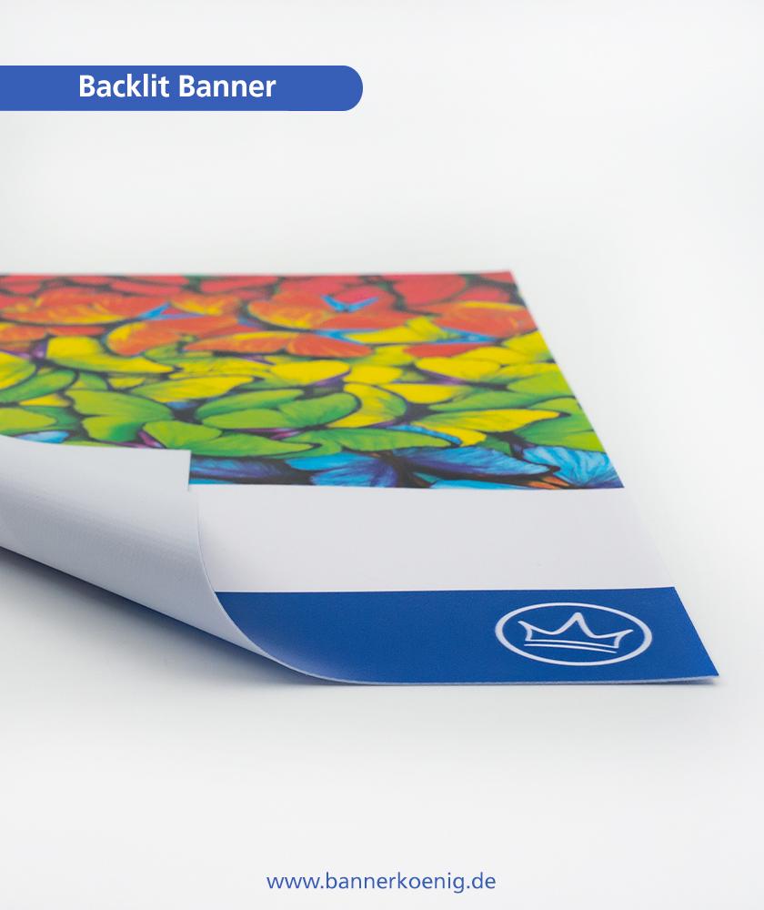 Backlit PVC – Materialansicht 2