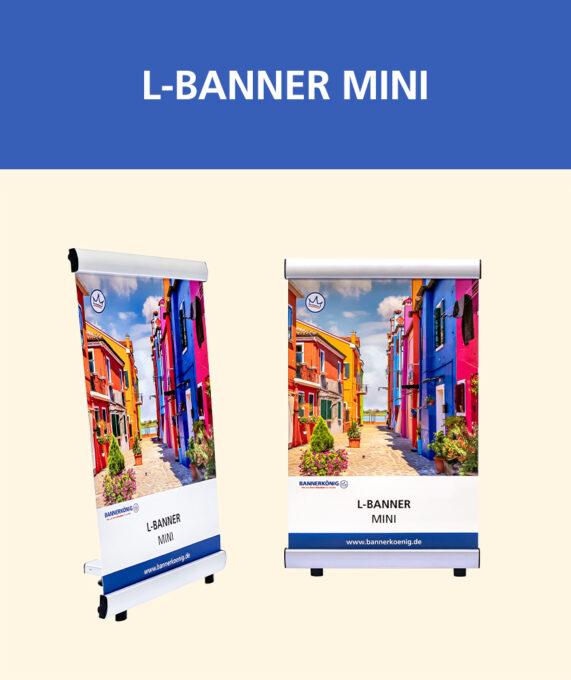 L-Banner Mini