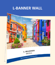 L-Banner Wall