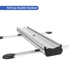 Roll-Up Double Outdoor – Kassette 1