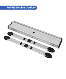 Roll-Up Double Outdoor – Kassette 2