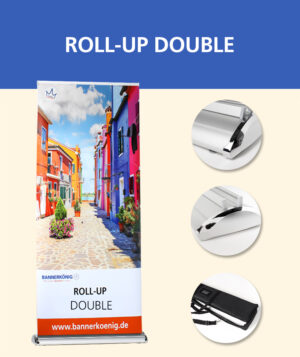 Roll-Up Double