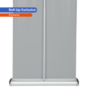 Roll-Up Exclusive – Rückseite