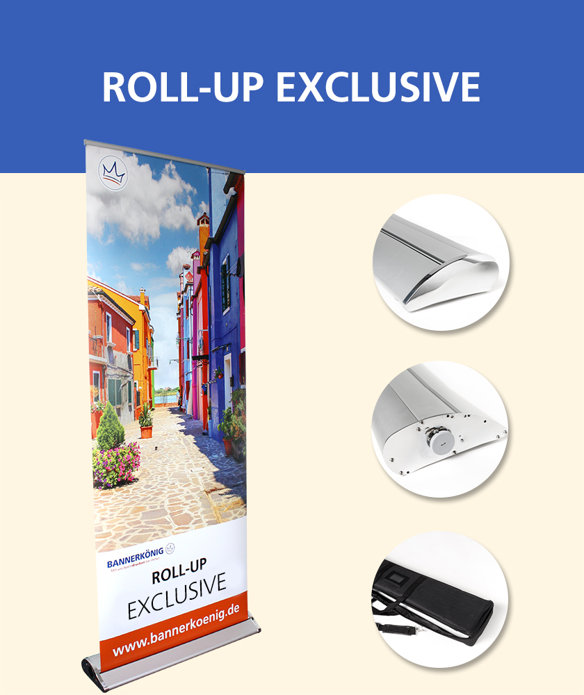 Roll-Up Exclusive