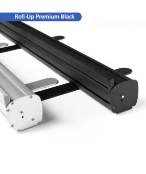Roll-Up Premium Black – Kassette