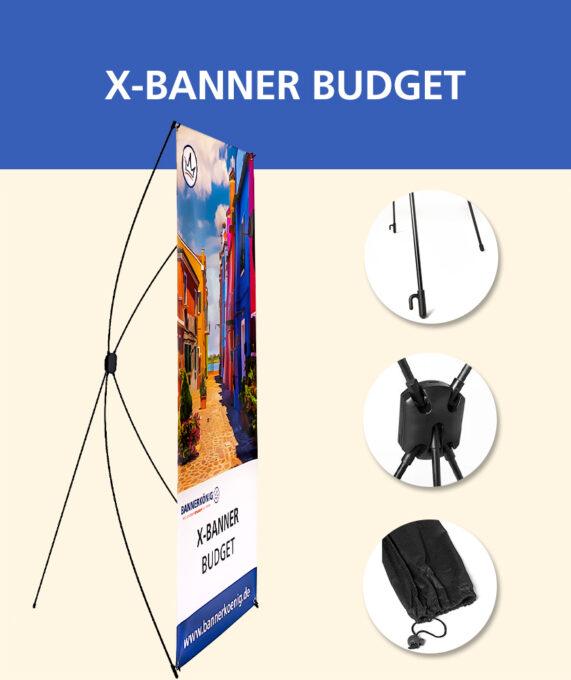 X-Banner Budget