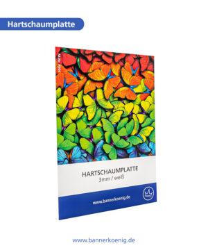 Hartschaumplatte, 3mm – Materialansicht 1
