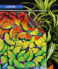 Lochfolie – Materialansicht 2