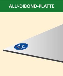 Alu-Dibond-Platte